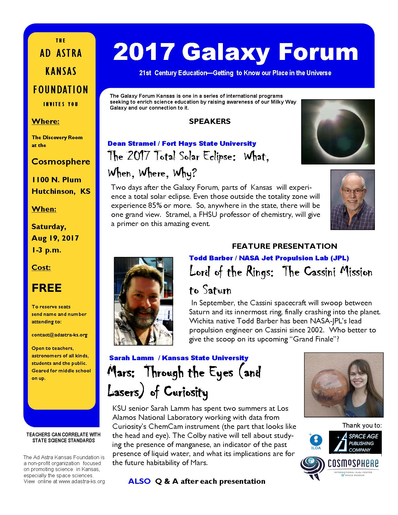 galaxy forum flyer2017