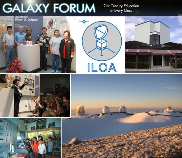 Galaxy Forum Hawaii 2012 Kona