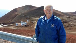 Steve on Mauna Kea Nov 2014